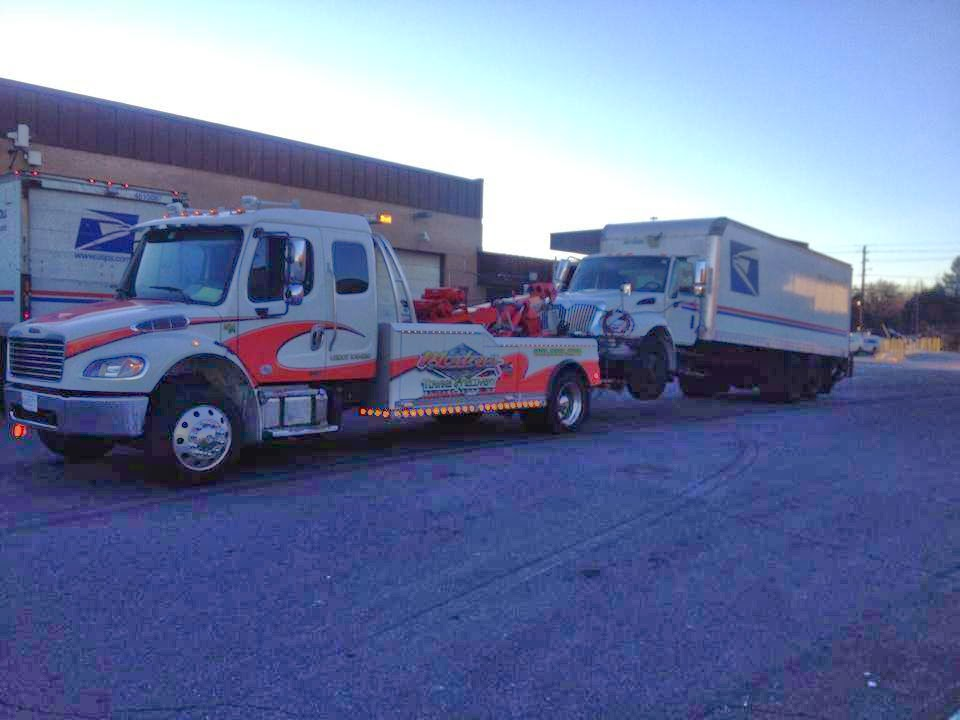 Heavy Duty Towing-Maryland