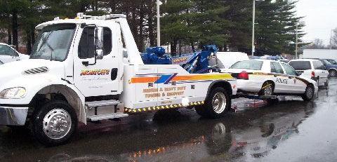 Morton's Heavy Duty Towing-Maryland