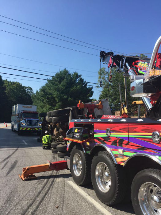 Maryland Roadside Assistance by Morton's Towing