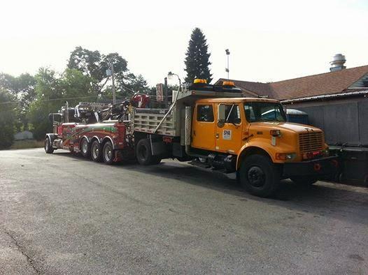 Roadside Assistance & Heavy Duty Towing-Maryland
