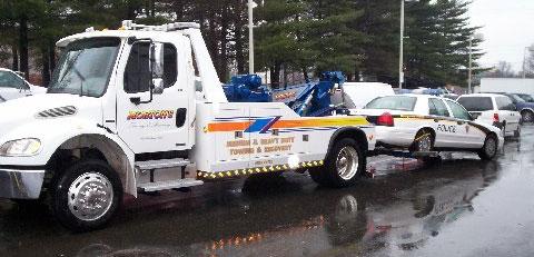 Morton's Heavy Duty Towing-Maryland