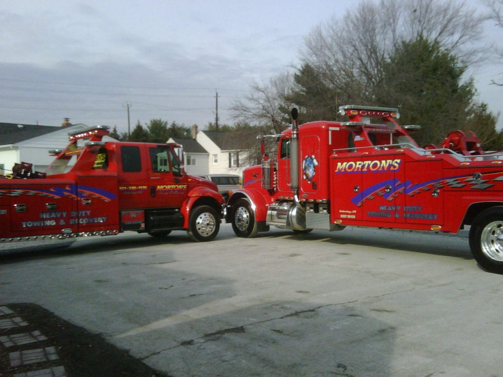 Battery Service-Maryland
