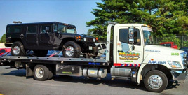 Light and Heavy Duty Towing Maryland