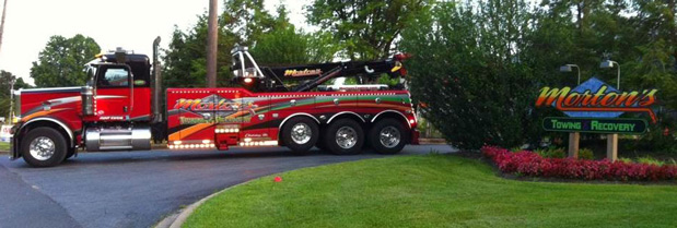 Heavy Duty Towing & Recovery Service-Maryland